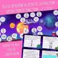 Jeu - La galaxie des fractions - 3e cycle