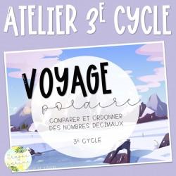 Voyage polaire - 3e cycle