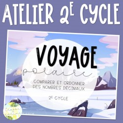 Voyage polaire - 2e cycle