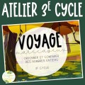 Voyage marécageux - 3e cycle