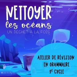 Nettoyer les océans - 3e cycle