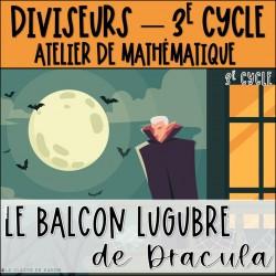 Diviseurs - 3e cycle