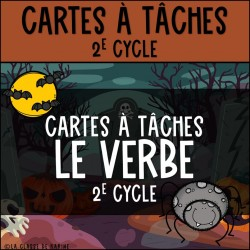 CàT- Le verbe - 2e cycle