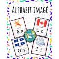 Alphabet imagé