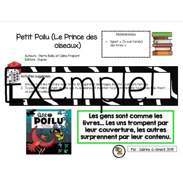 Trousse de lecture : Petit Poilu