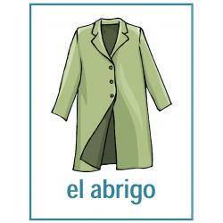 Ropa (Vêtements en espagnol) Affiches