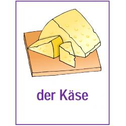 Essen (Nourriture en allemand) Affiches