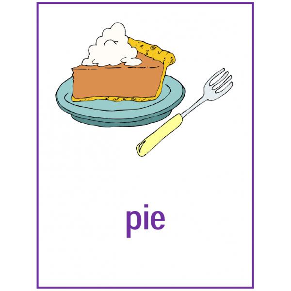 Food (Nourriture en anglais) Affiches