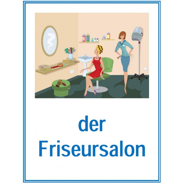 Orte auf Deutsch (Endroits) Affiches