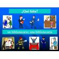 Profesiones en español PowerPoint