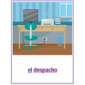 Casa (Maison en espagnol) Carteles