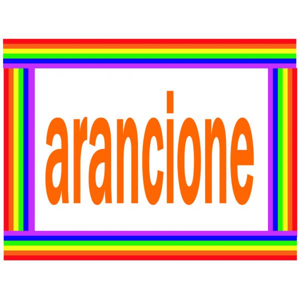 Colori in italiano Poster