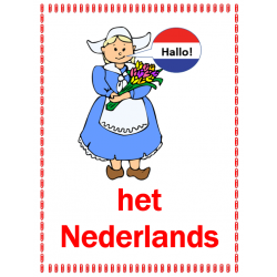 Schoolvakken en néerlandais