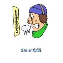 Vær en norvégien Affiches