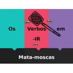 Verbos IR em português Mata-moscas
