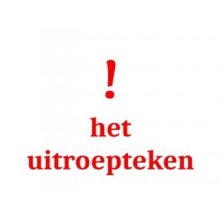 Leestekens en néerlandais Affiches
