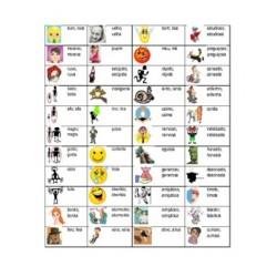 Adjetivos em português Tapis de bureau
