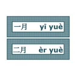 中文日历  Zhōngwén rìlì