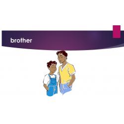 Family in English Presentation
