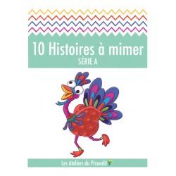 10 histoires à mimer