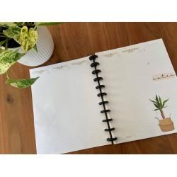 Planificateur/agenda pour enseignant 2021-2022