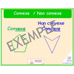 Cartes notions mathématiques au primaire