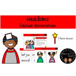 HedBanz - Alimentation
