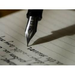 Journal intime d'un personnage de roman