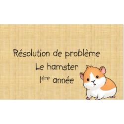 Résoudre - Le hamster (1ère année)