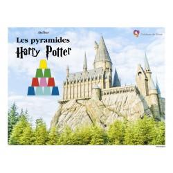 Pyramides de verres - Harry Potter