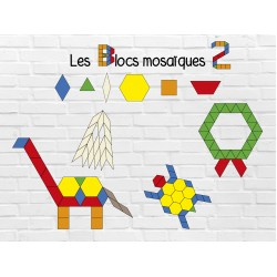 Bundle : Blocs mosaïques