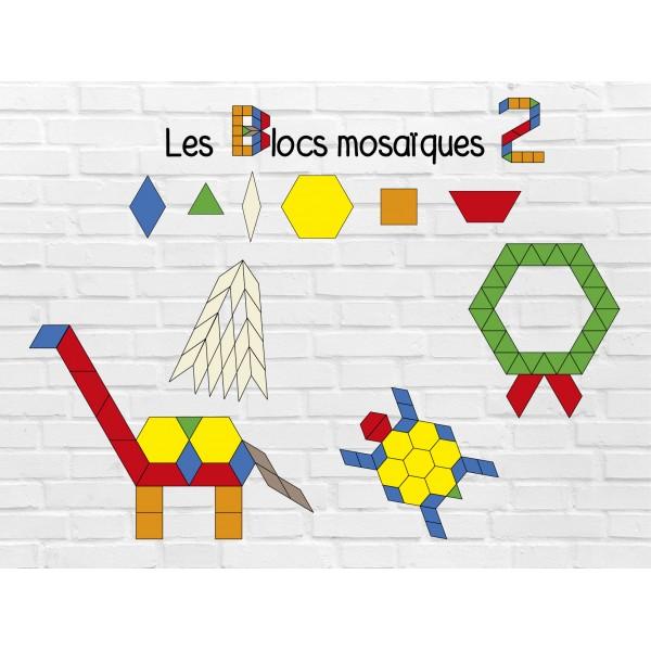 Bundle : Blocs mosaïques