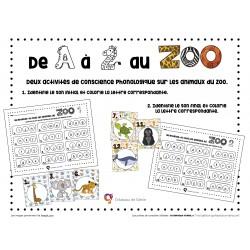 De A a Z au zoo