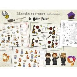 Cherche et compte d'Harry Potter