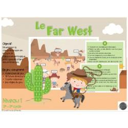 Les inférences - Le Far West