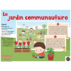 Les inférences - Le jardin communautaire