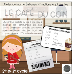 Le café du coin - 2e et 3e cycle