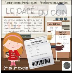 Le café du coin - 2e et 3e cycle