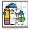 Cahier d'Activités Noël et casse-tête