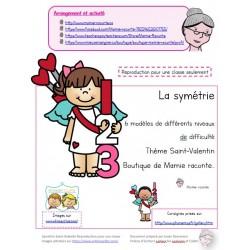 Symétrie Saint-Valentin
