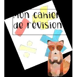 Cahier de révision mathématique - 1e année
