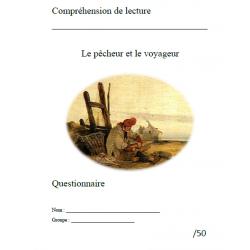Compréhension de lecture / Le pêcheur...