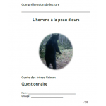 Compréhension de lecture / Peau d'ours