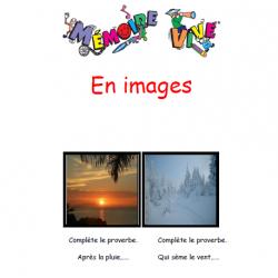 Mémoire Vive en images / Édition 1