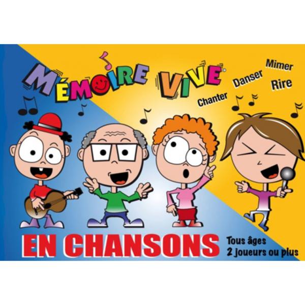 Mémoire Vive en chansons