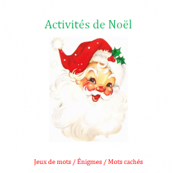 Activités de Noël / extrait