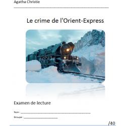 Examen / Le crime de l'Orient-Express
