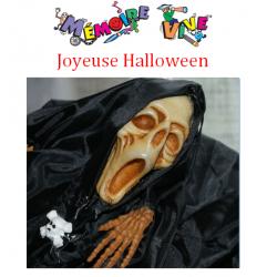 Joyeuse Halloween / extrait