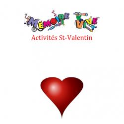 Activités / St-Valentin