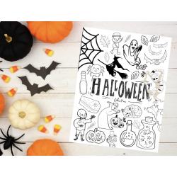Cahier activités Halloween  Maternelle- 1er cycle